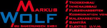 Markus Wolf Sanierungen – Alles rund ums Haus